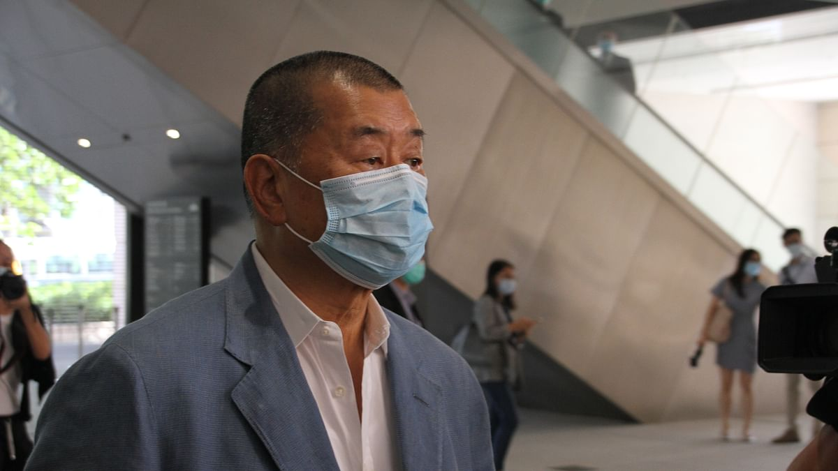 Hong Kong media tycoon Jimmy Lai charged under security law