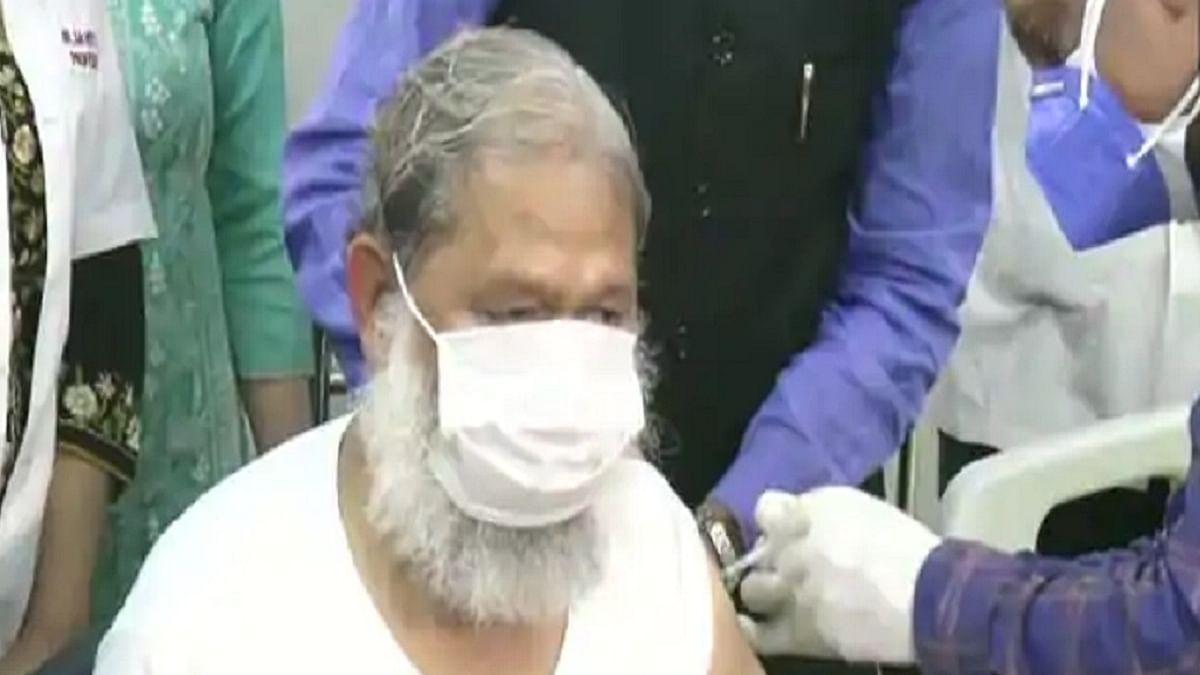 COVID positive Haryana Health Minister Anil Vij shifted to Rohtak hospital