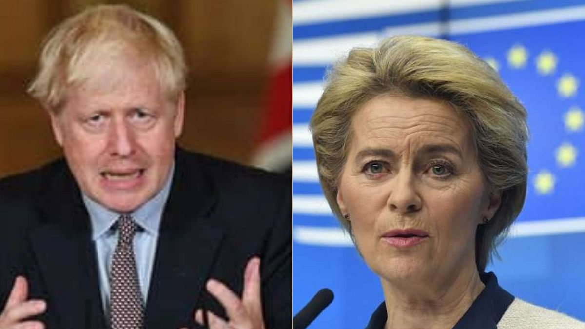 UK and EU ask negotiators in Brussels to continue talking