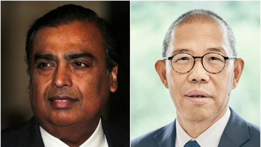 Mukesh Ambani no longer Asia's richest person; dethroned by Chinese bottled water firm owner