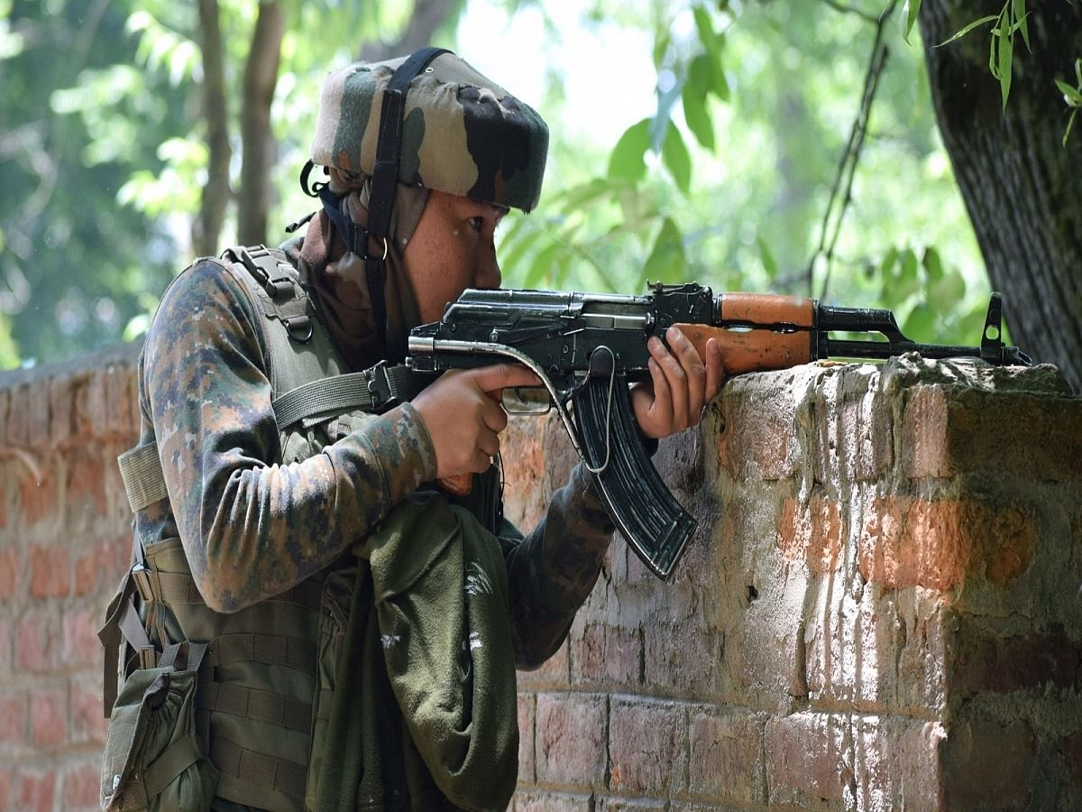 Terrorist killed in Kashmir encounter