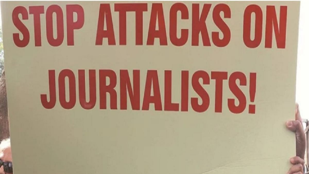 116 journalists killed in India since 1990