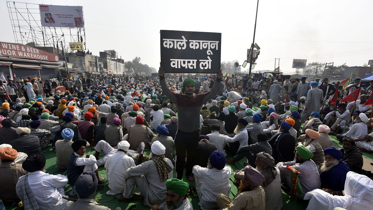 In Punjab, singers, actors and retired High Court judges rally round farmers