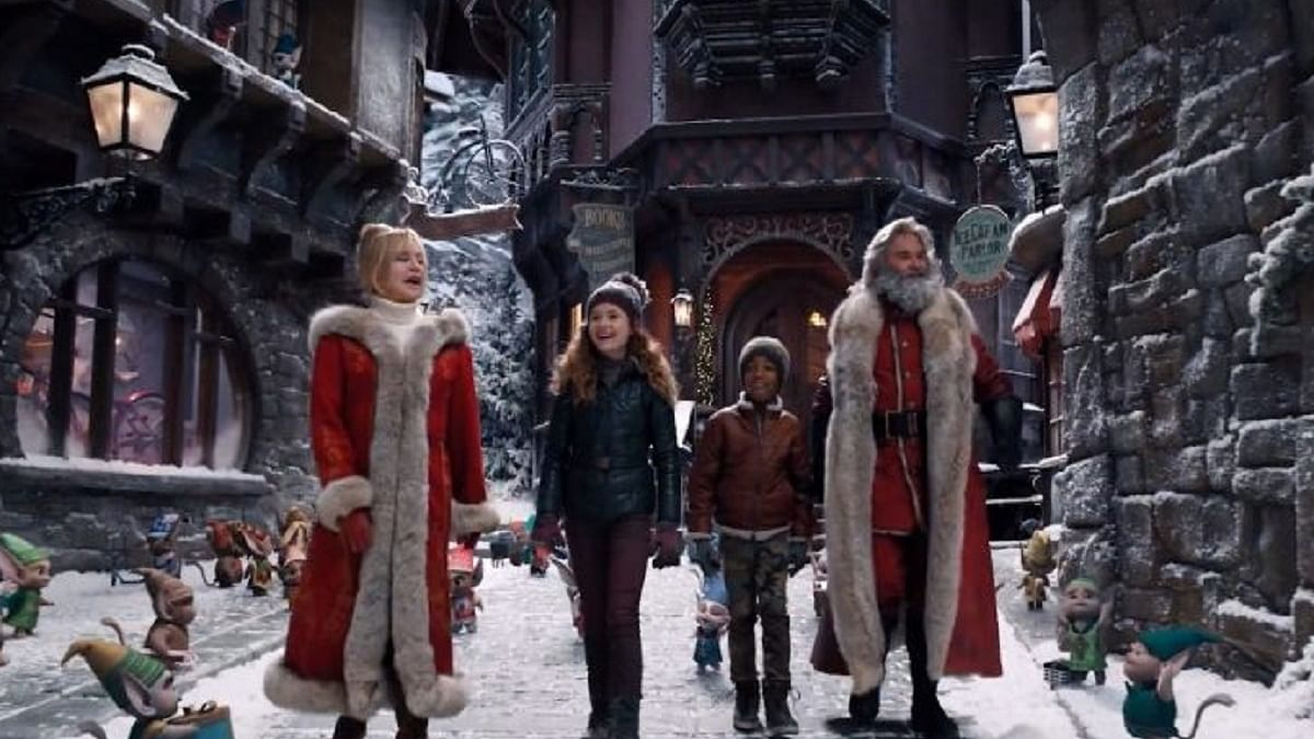 Christmas Chronicles 2, strictly for fans of Santa's syrupy antics