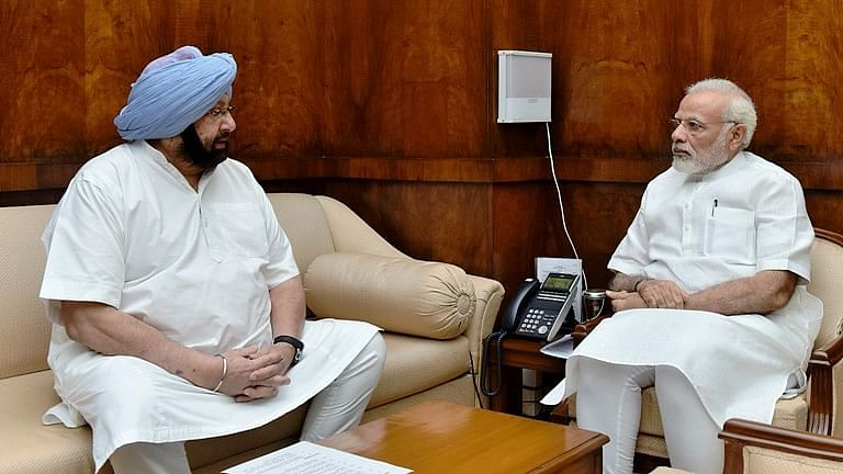 Will Public and Private sectors have access to different vaccines, asks Punjab CM