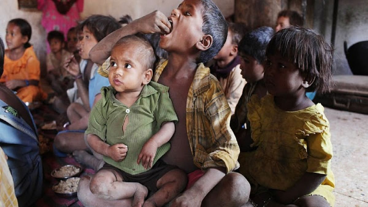 Hunger and malnutrition increased under Modi govt, fifth National Family Health Survey reveals