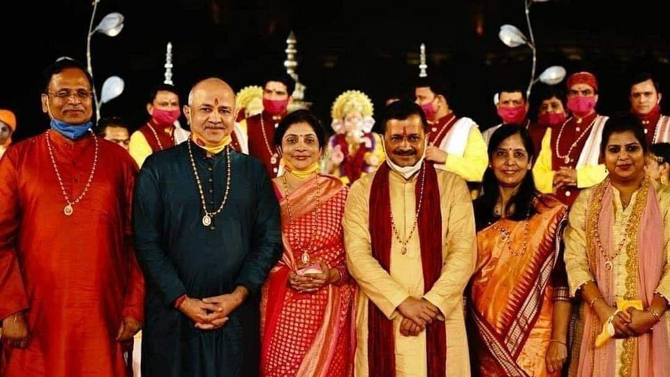 Delhi govt spent Rs 20 lakh per minute to organise Arvind Kejriwal's 'Laxmi Puja', reveals RTI reply