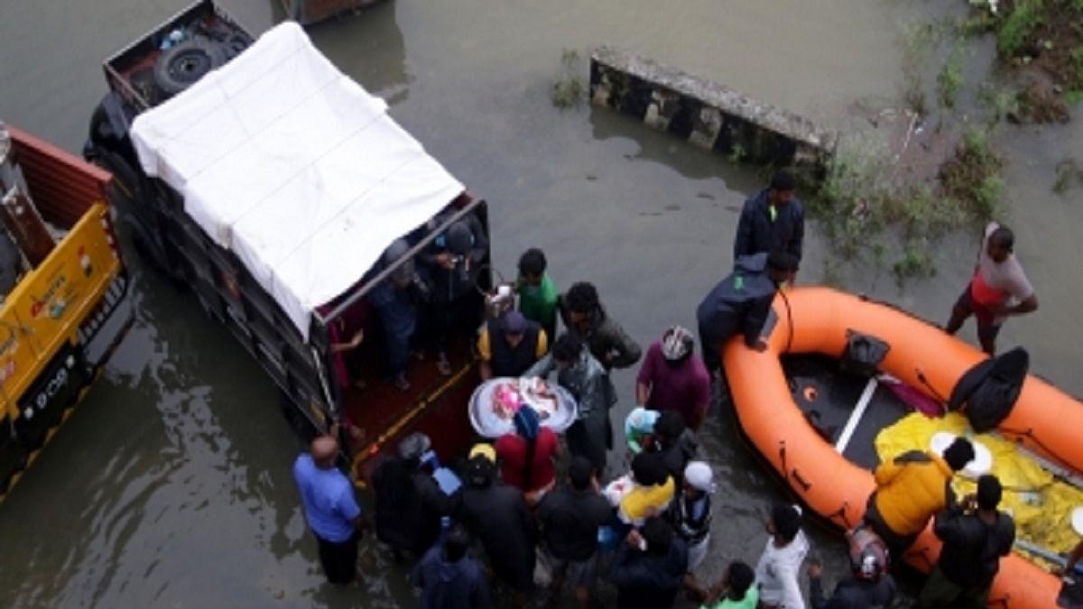 Heavy rains lash TN, Puducherry as cyclonic storm Burevi nears