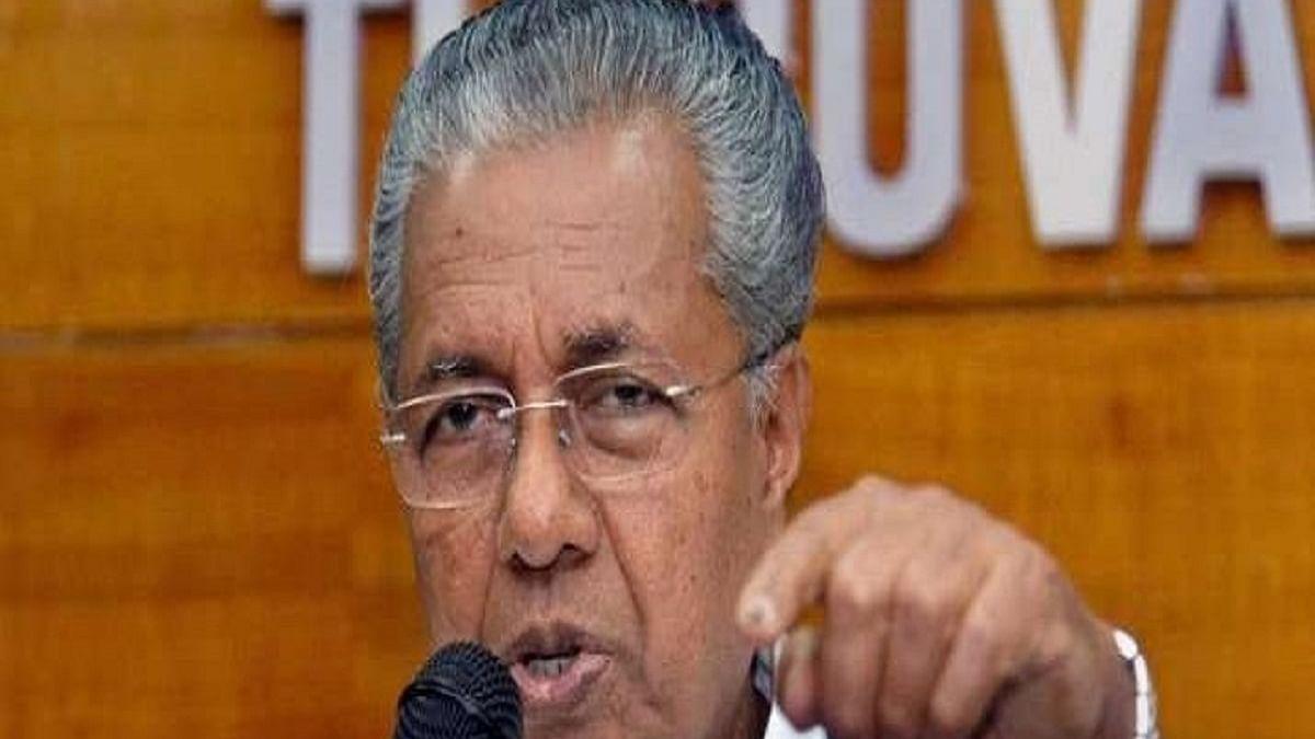 Kerala CM Pinarayi Vijayan (Photo Courtesy: PTI)
