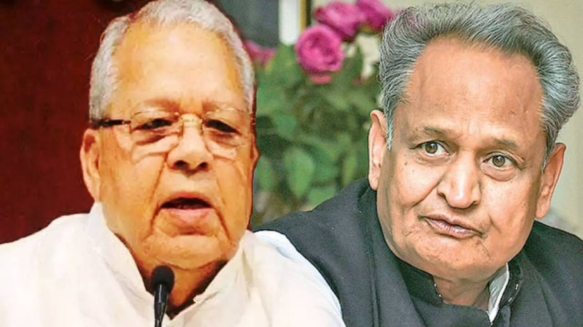 Congress government in Rajasthan upset with Governor for withholding farm Bills passed by Vidhan Sabha