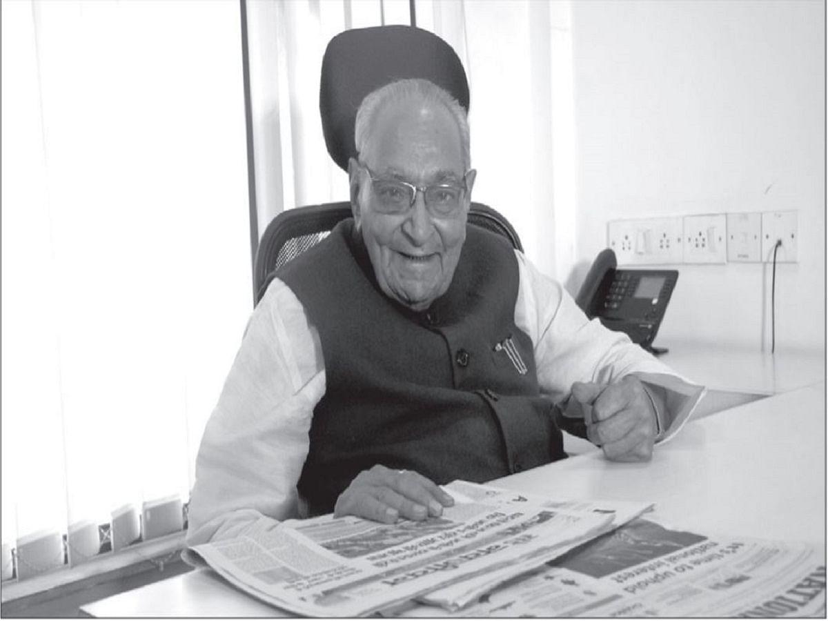 The Associated Journals Ltd will miss its Chairman, late Motilal Vora