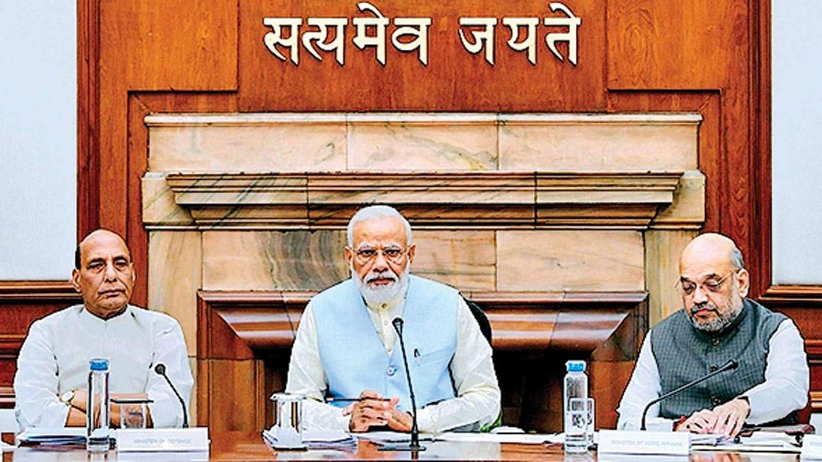 Ahead of farmer talks, PM Modi meets Amit Shah, Narendra Singh Tomar, Rajnath Singh