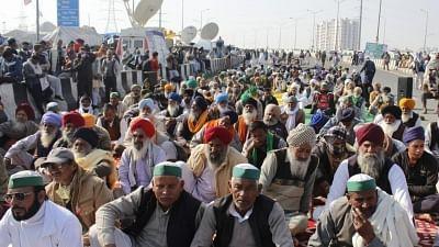 Farmers' agitation counters the corporate-Hindutva narrative on the 'nation'