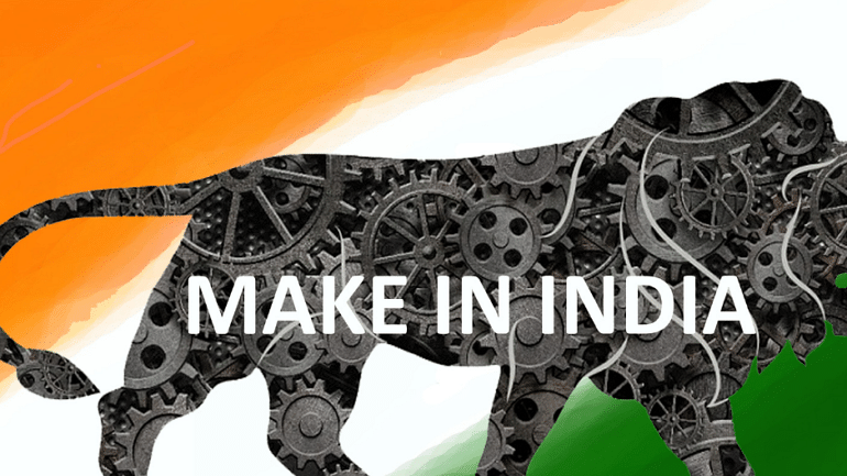 PM's Make in India programme has failed to achieve its desired objective
