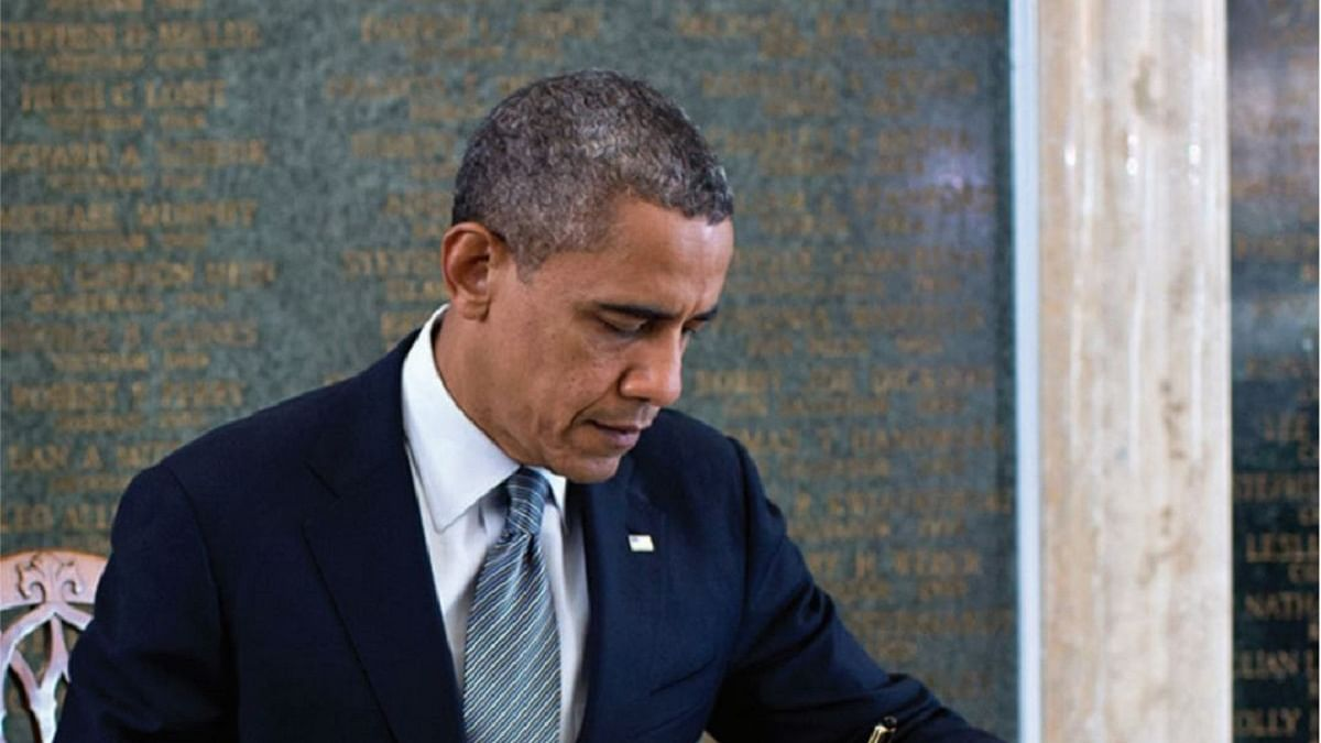 Barack Obama writes how as POTUS he approached and took the toughest decisions