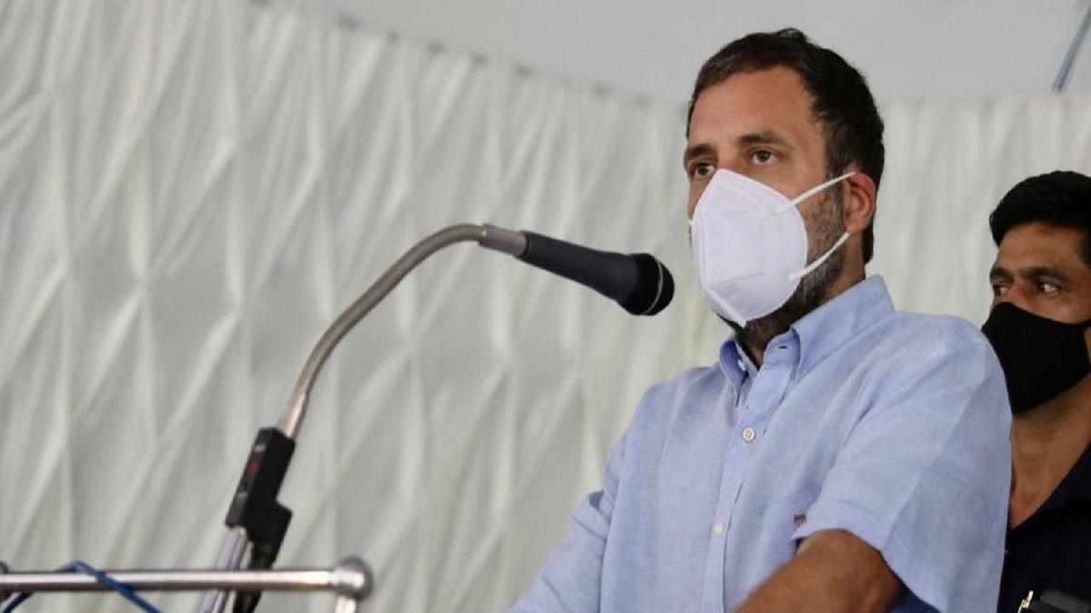 """Confident of success of NYAY; it will be """"tested"""" in Kerala if Congress-led UDF is voted to power: Rahul"""