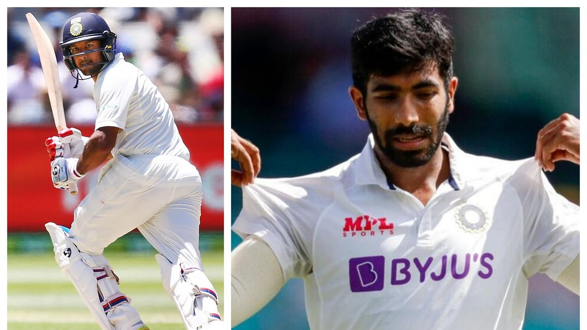 Injured Bumrah ruled out of Brisbane Test, Agarwal sustains knock in nets, Ashwin has back spasms