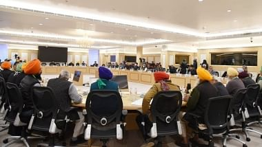 Farmers' talks with government hit roadblock, next meeting date not fixed