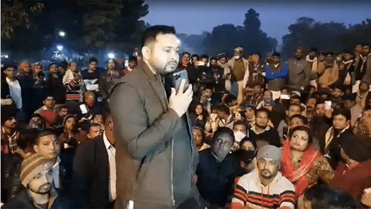 'Hum Tejashwi Yadav bol rahein hai': Former Bihar deputy CM's call to DM shows his clout, goes viral
