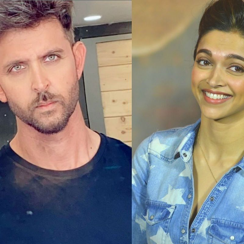 Hrithik Roshan-Deepika Padukone finally together