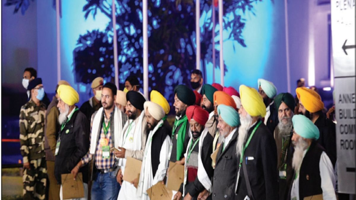 9th round of talks between Centre, farmers on in Delhi