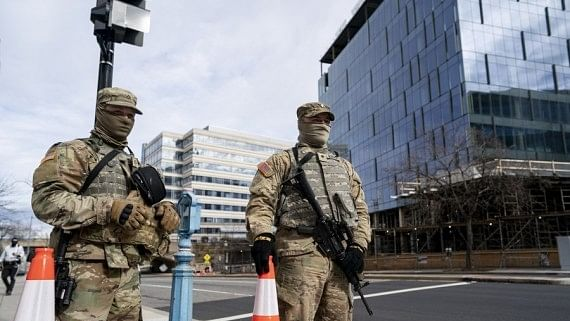 US terrorism alert warns of politically motivated violence