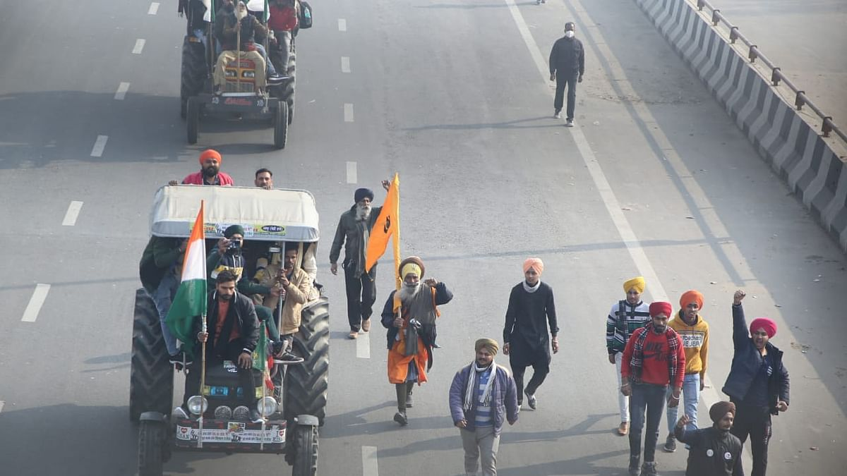 Tractor rally by farmers on Republic Day was a remarkable display of people's power