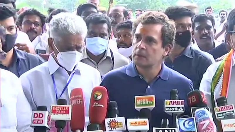 Modi govt not just neglecting farmers, but conspiring to destroy them, alleges Rahul Gandhi  on new farm laws