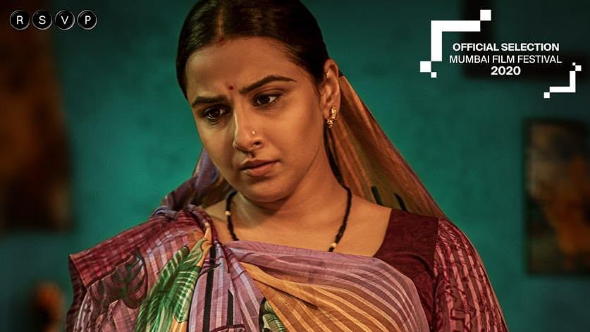 RSVP short film 'Natkhat' featuring Vidya Balan reaches  Oscar 2021 Race