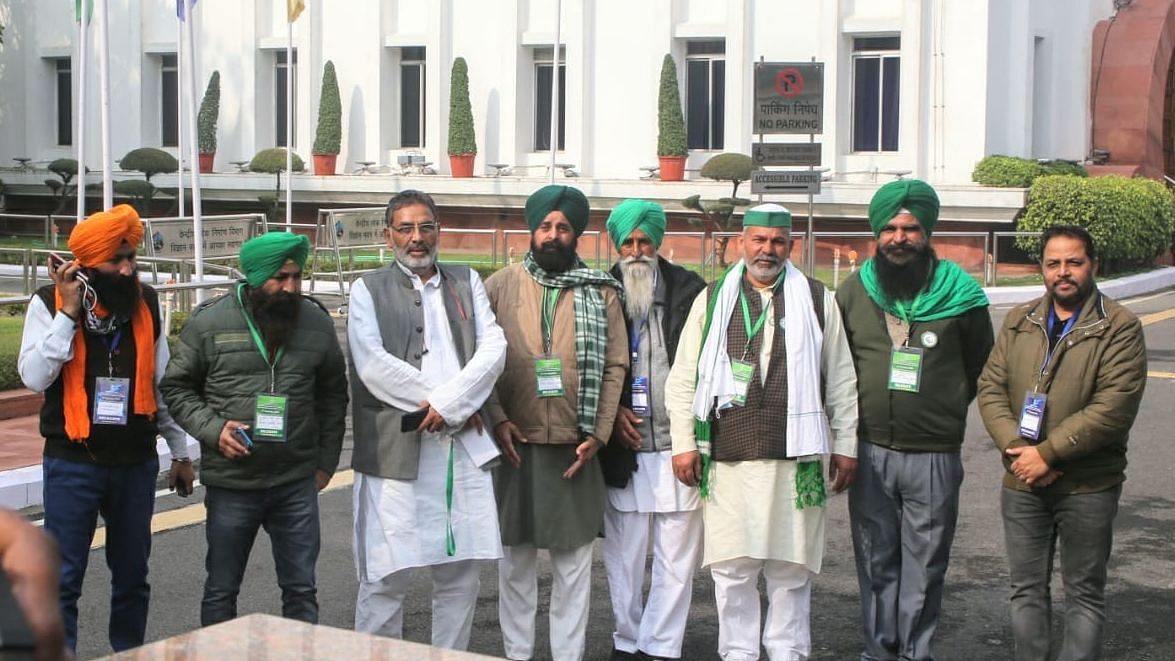 Farmer-Govt talks  end again without breakthrough, dialogue may resume on January 8