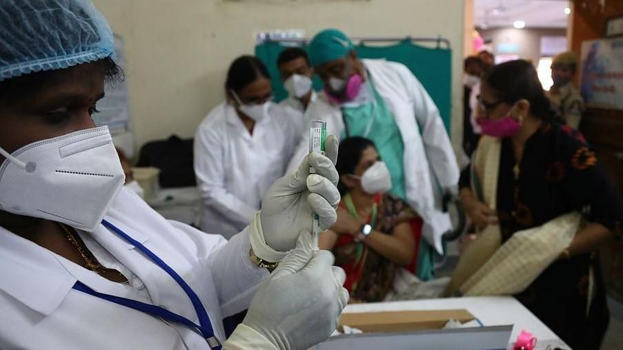 Congress slams Centre's move to 'sell' COVID vaccine