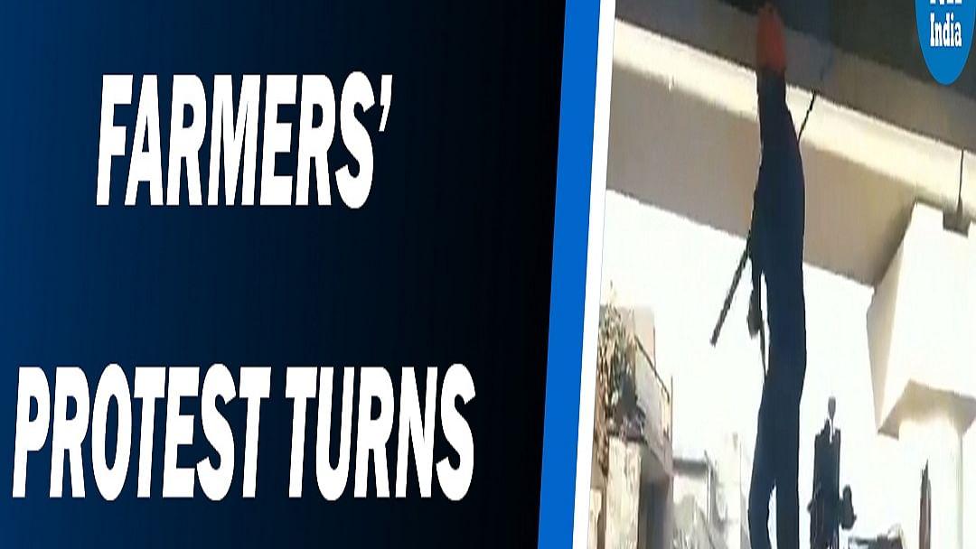 Farmers' Tractor Rally: Over 80 cops hurt, 300 barricades broken, say Delhi Police