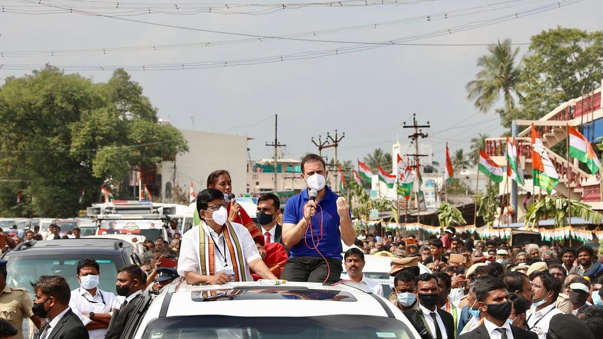 Rahul Gandhi's three-day visit to Tamil Nadu energised the party in the state