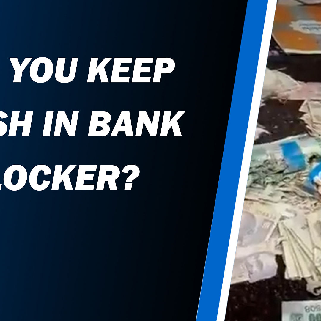 Termites eat Rs 2.2 lakh cash kept inside bank locker!