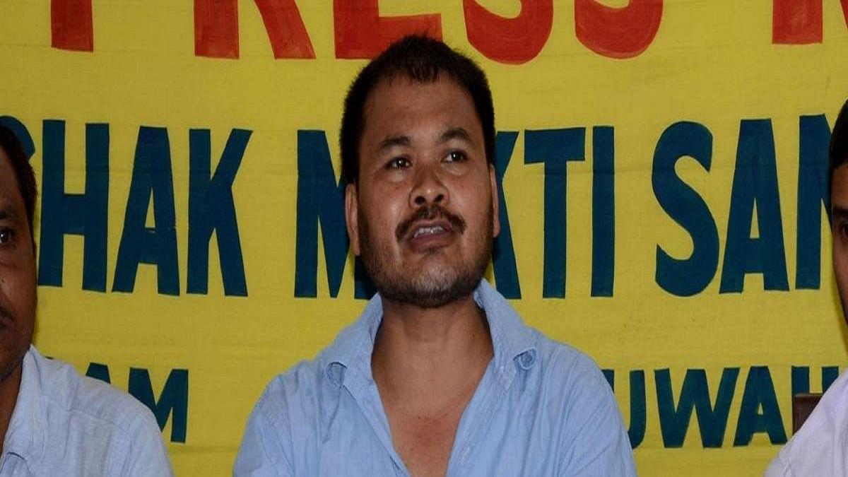 Guwahati HC rejects bail petition of Akhil Gogoi