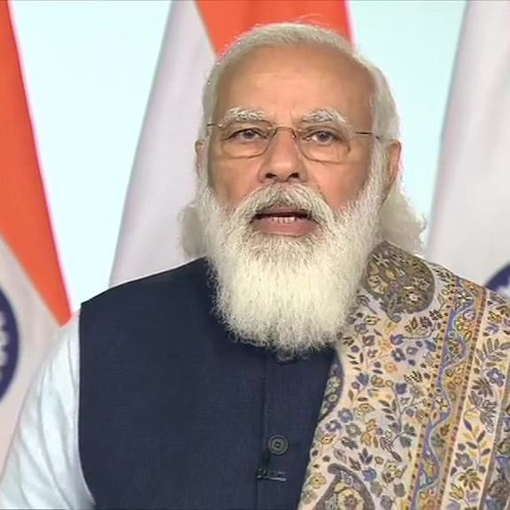 PM Modi launches world's largest vaccination drive in India