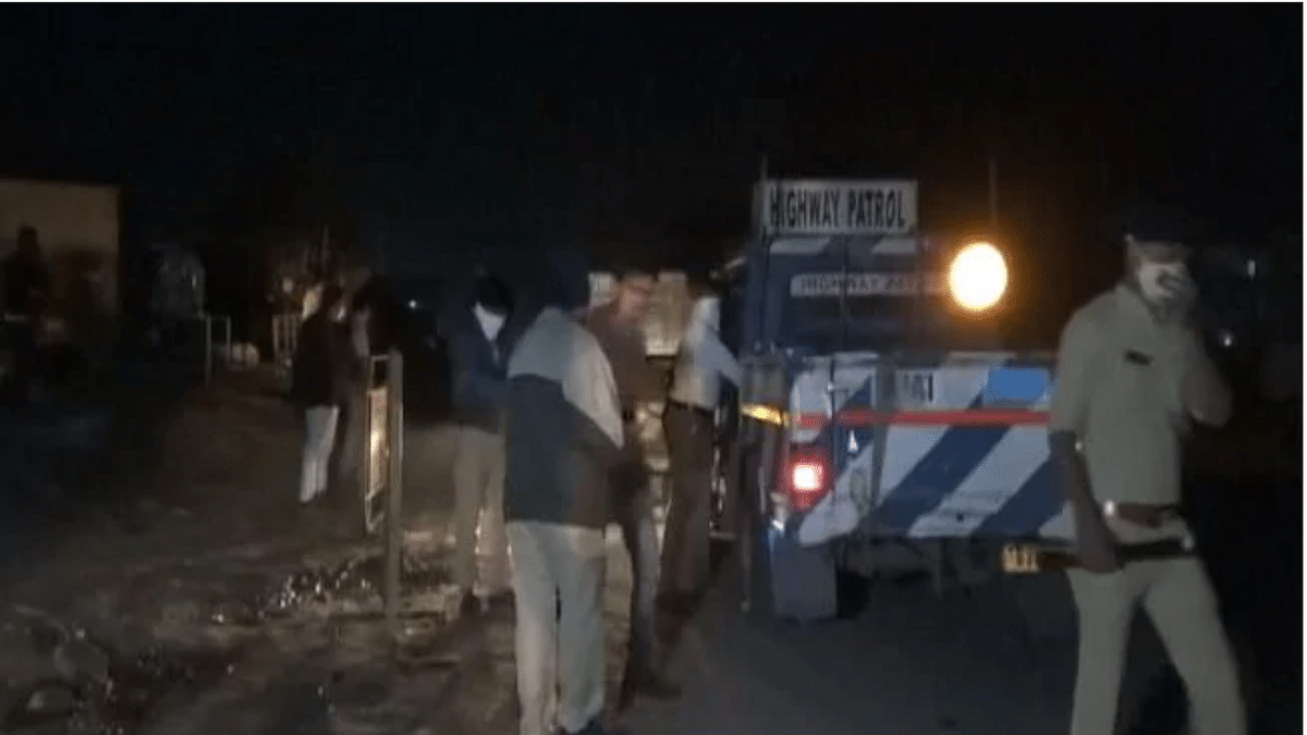Gujarat: 15 migrant workers killed after truck runs over them