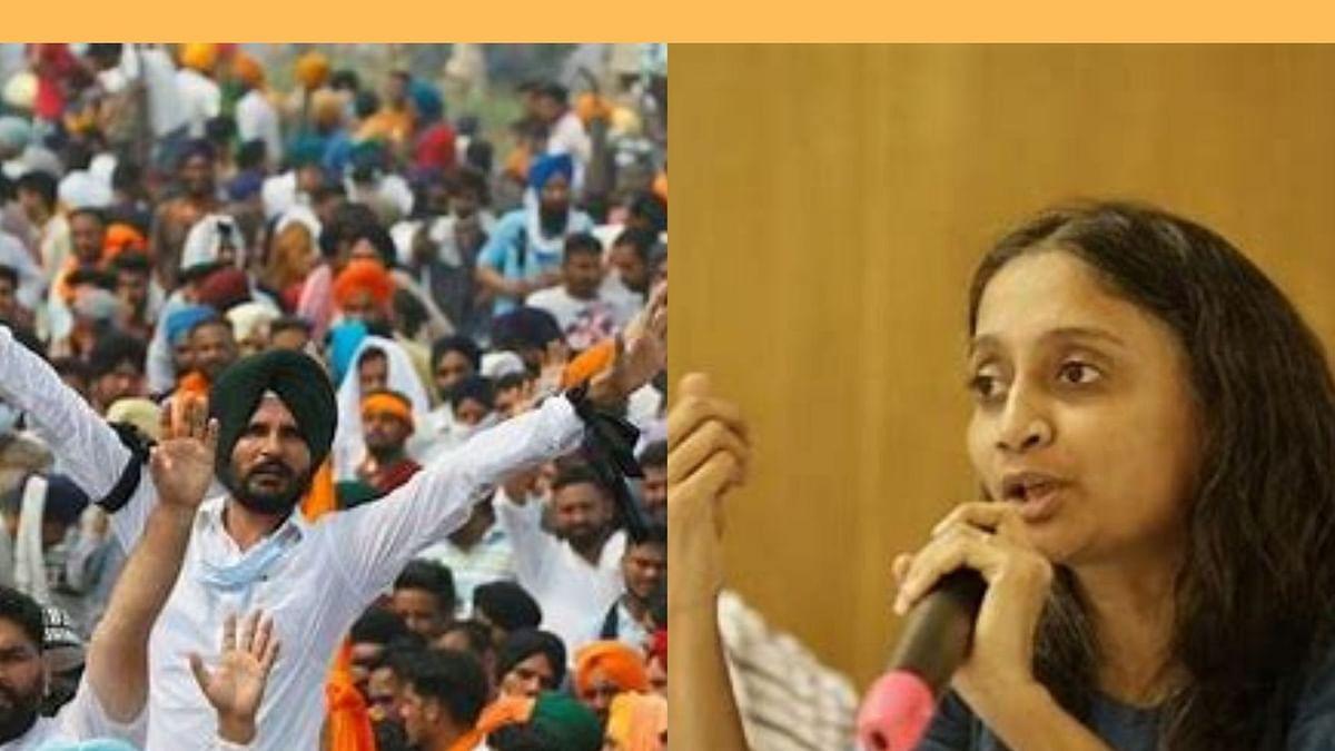 Govt has no empirical justification to not repeal the laws: Farm activist Kavitha Kuruganti
