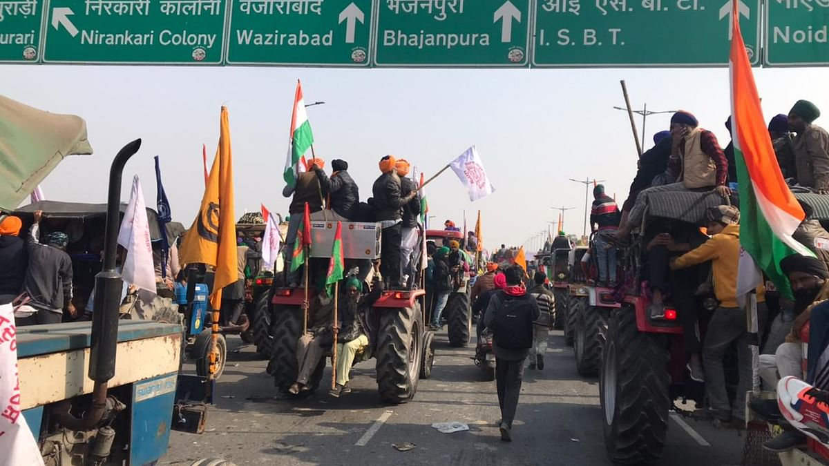 Kashmir like curb and internet clamp down in Delhi on 72nd Republic Day
