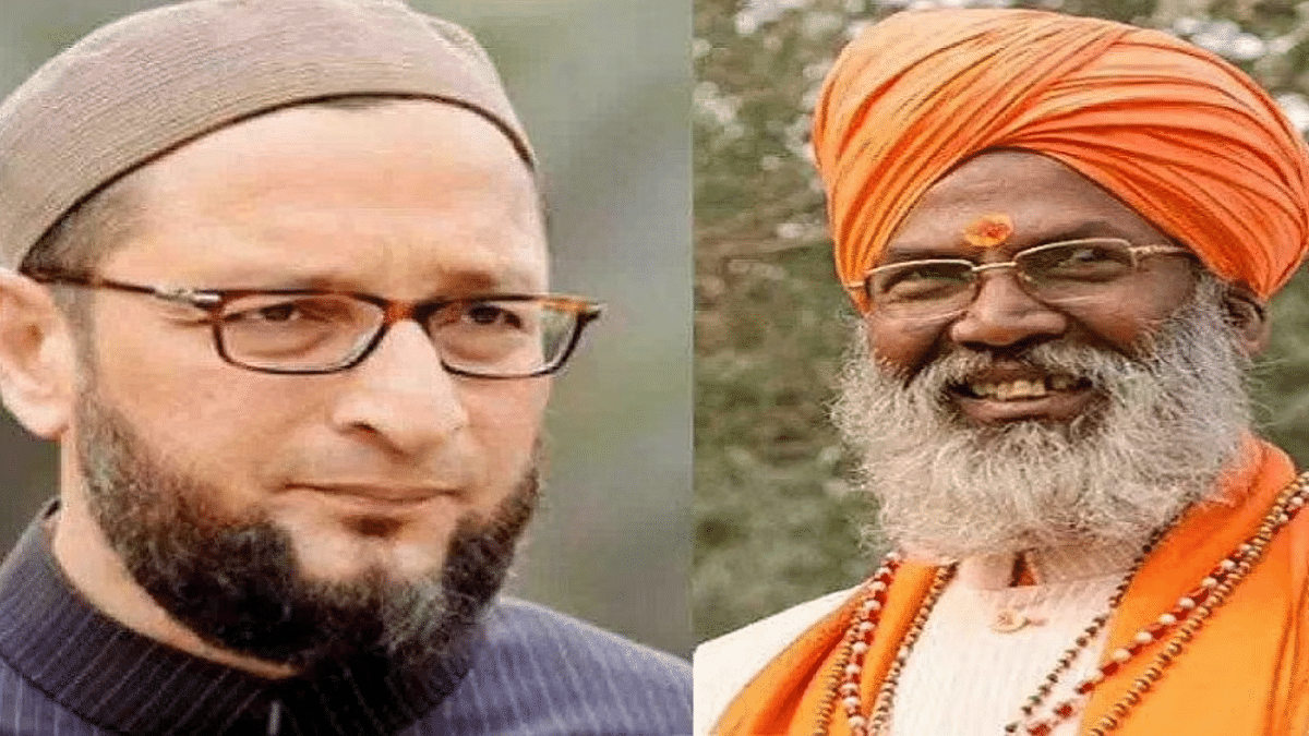 Owaisi helped BJP in Bihar Assembly elections, will help us win UP, Bengal, says Sakshi Maharaj