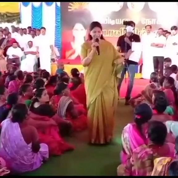 LIVE News Updates: No matter how many times BJP leaders come to TN, lotus will not bloom here, says Kanimozhi