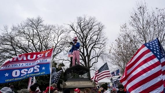 Twitter braces for pro-Trump rally at its US headquarters