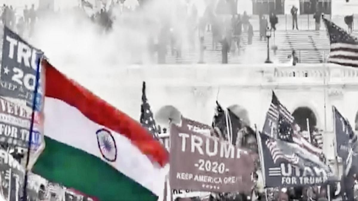 The politics of Indian Americans in the US since 2014
