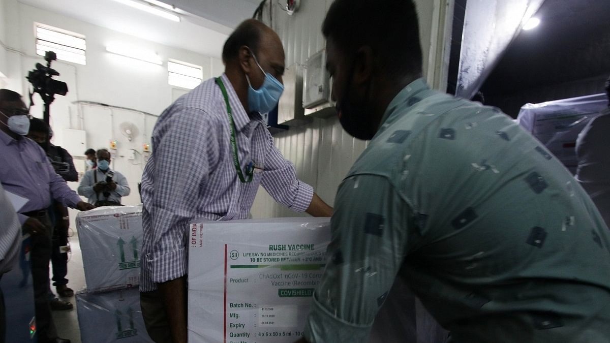 1.1 cr Covidshield vaccines procured for Rs 200 per dose, 55L Covaxin for Rs 206 a piece