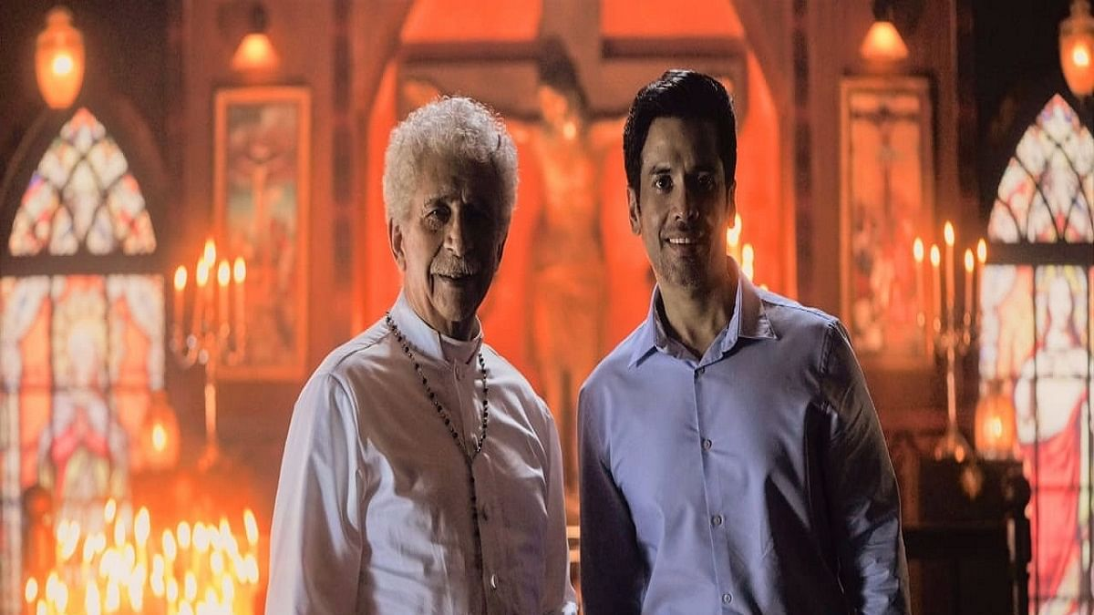 Naseeruddin Shah and Tusshar Kapoor to star in Maarrich (Photo Courtesy: IANS)