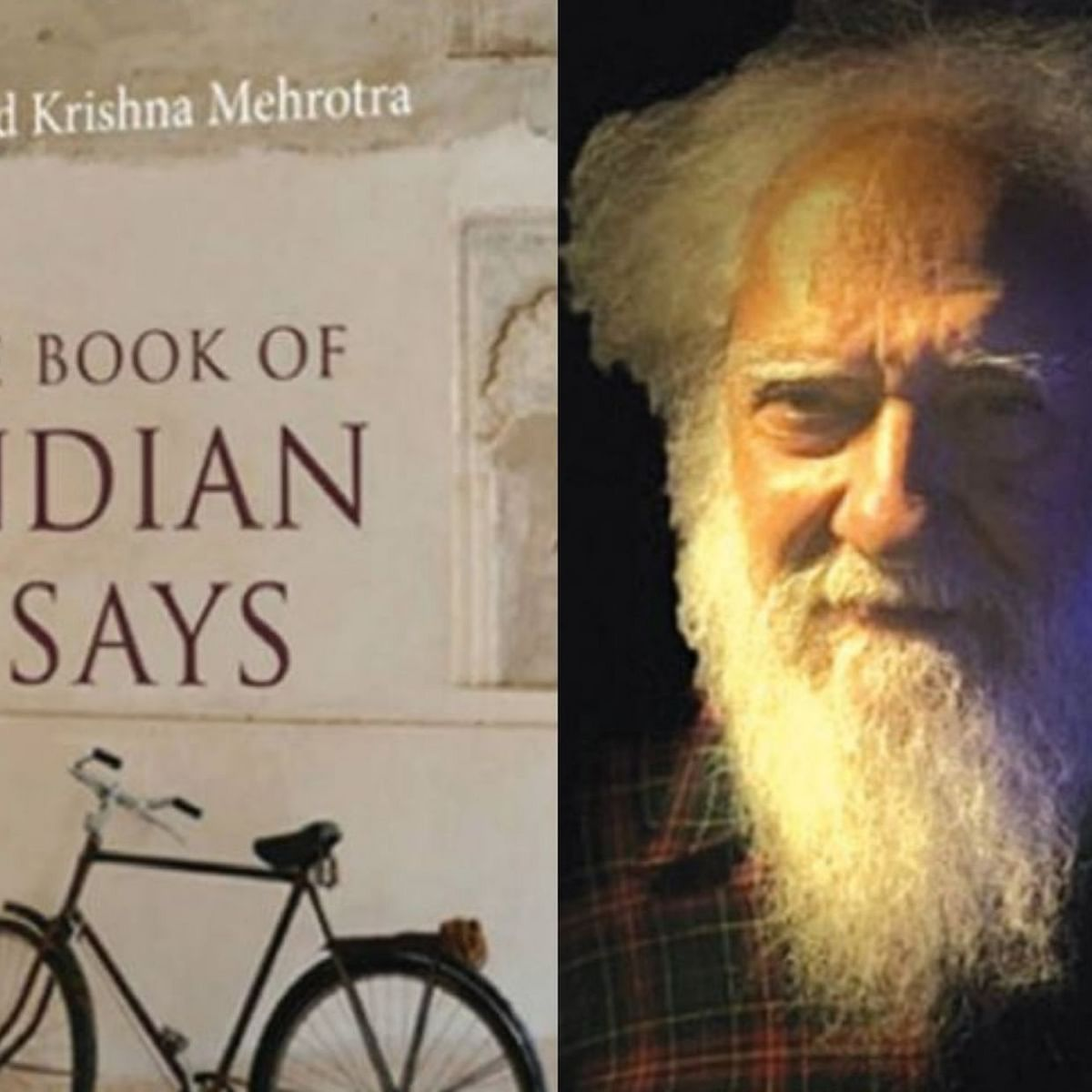 An anthology compiles 200 years of 'Indian' prose and poetry in English
