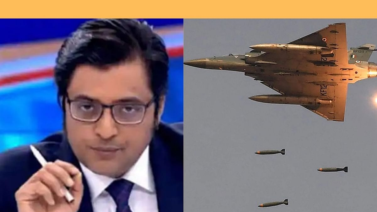 #ArnabGate: Clamour grows for Republic TV chief's arrest for 'advance information' on Balakot airstrike