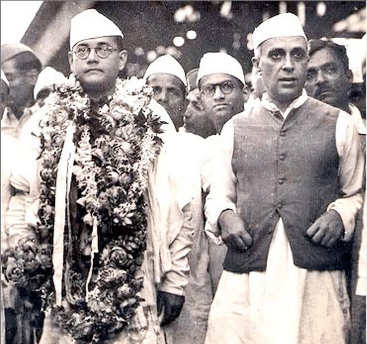 Netaji Subhas Chandra Bose's letters to Nehru show a warmth and intimacy that is often overlooked