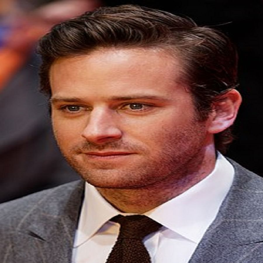 Armie Hammer (Photo Courtesy: Social Media)