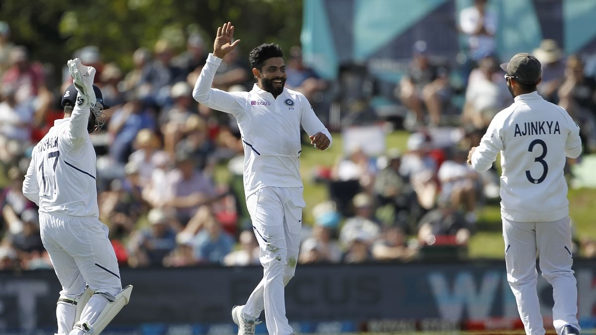 Smith's run out stands out, ahead of my wickets: Jadeja